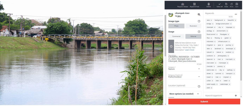 Cara Membuat Model Release Di Shutterstock Ketut Mahendri